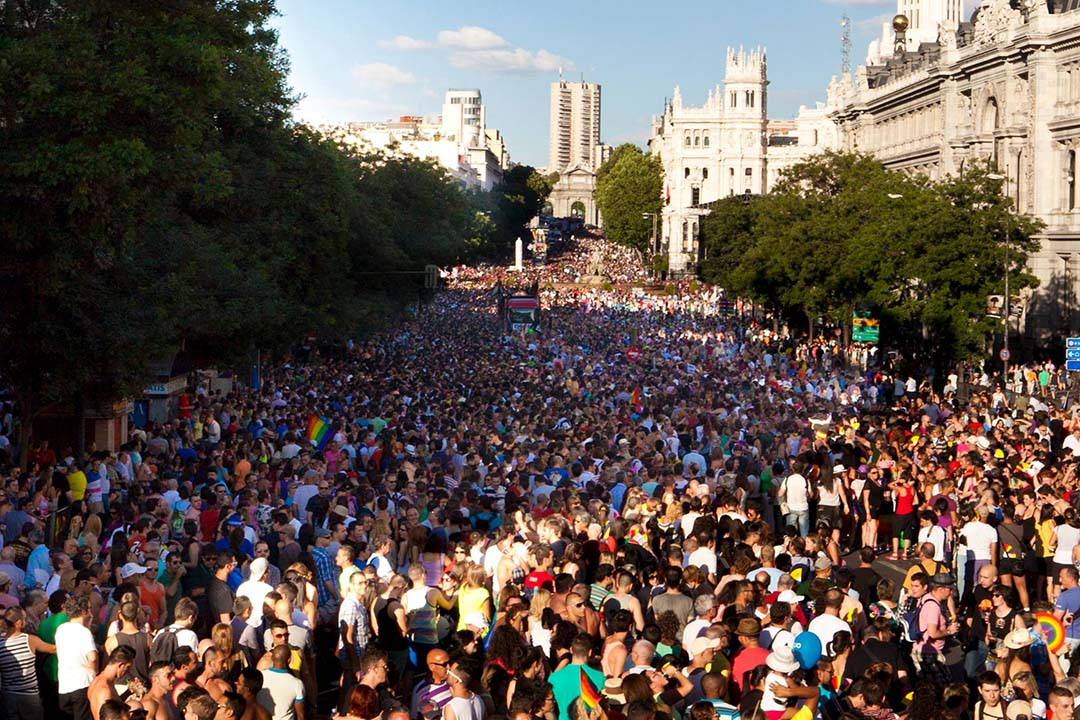 goMadridPride World Pride Program 2017 Madrid Pride