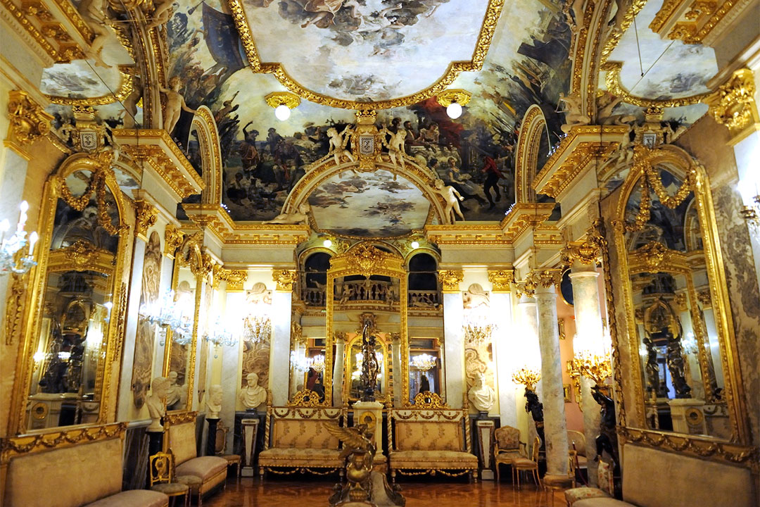 Tienda De Muebles Madrid : Museo cerralbo gomadridpride