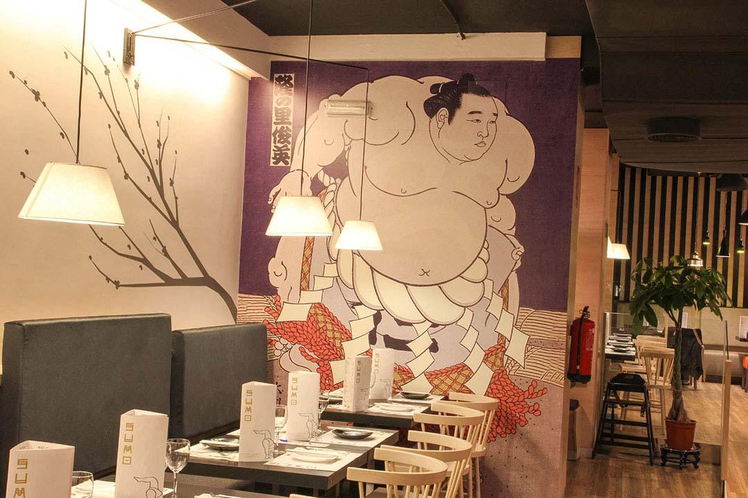 Sumo fuencarral restaurant gomadridpride for Adda beauty salon cartierul latin