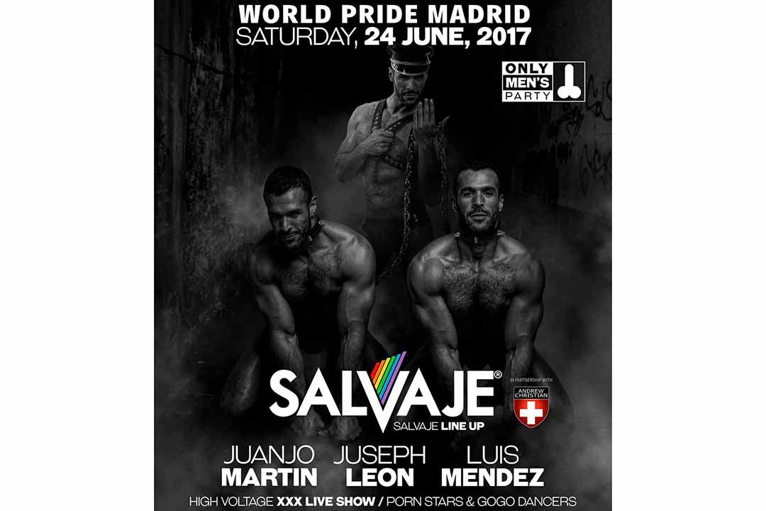 GoMadridPride_Madrid_Clubbing_Gay_Salvaje_24_june_WorldPride_2017