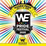 We Party Festival Gay Pride Madrid 2020