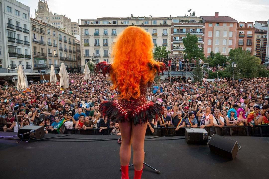 goMadridPride Madrid Pride 2019 Pregon Apertura Orgullo Gay