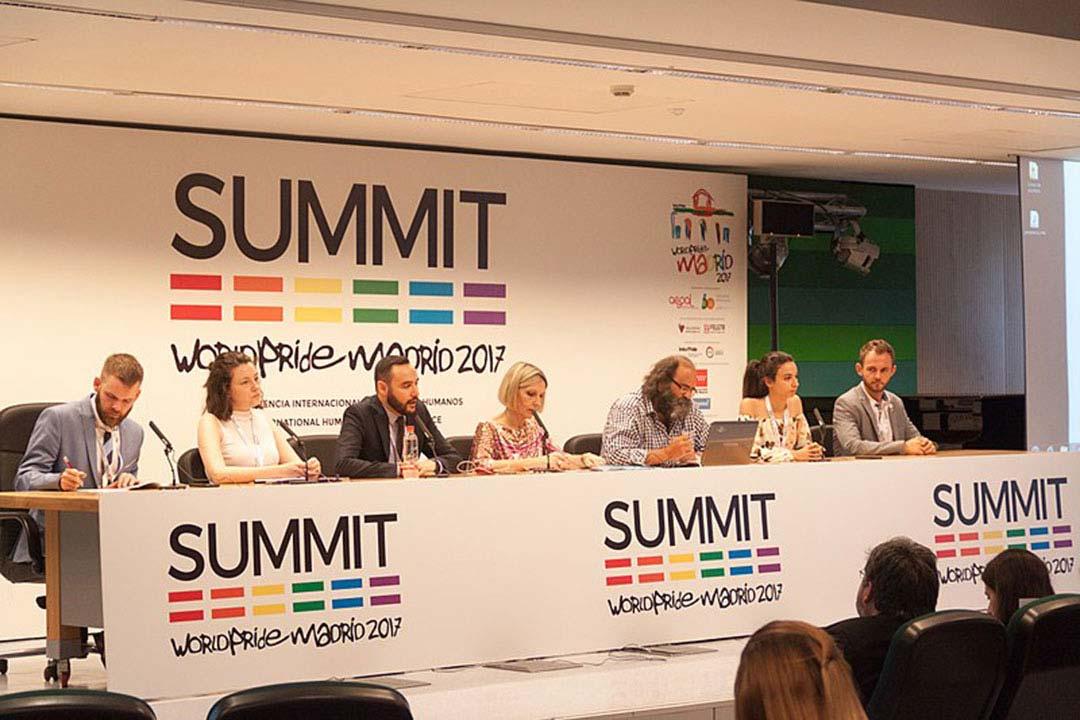 goMadridPride Madrid Summit Madrid Pride 2019 Orgullo Gay