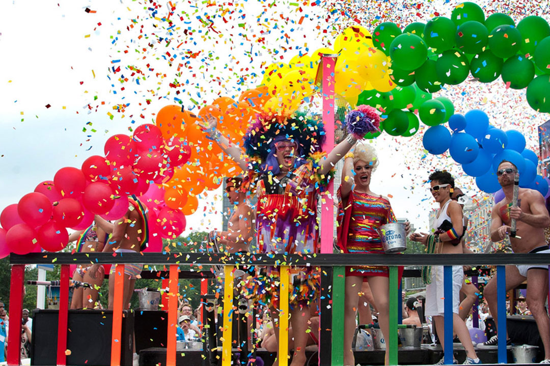 goMadridPride Orgullo Gay Madrid 2019 Desfile Parade StreetParty